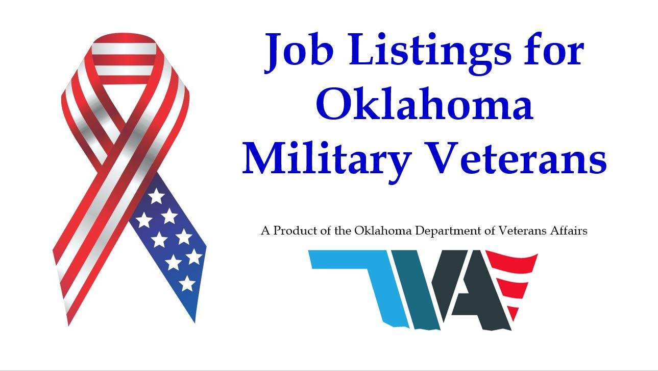 Jobs for Oklahoma Military Veterans